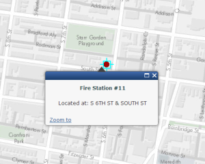 Fire Stations Map phila.gov/map