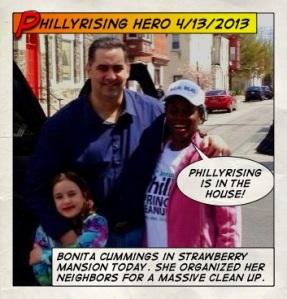 PhillyRising Hero