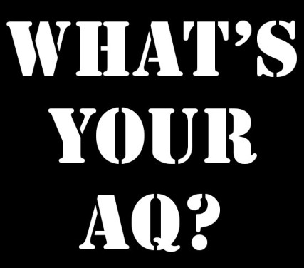 What's your AQ? Rich Negrin MGMT Moment