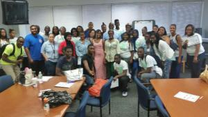 Frankford CDC PYN Career Boot Camp 2014